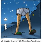 Causes and Treatments of Restless Leg Syndrome